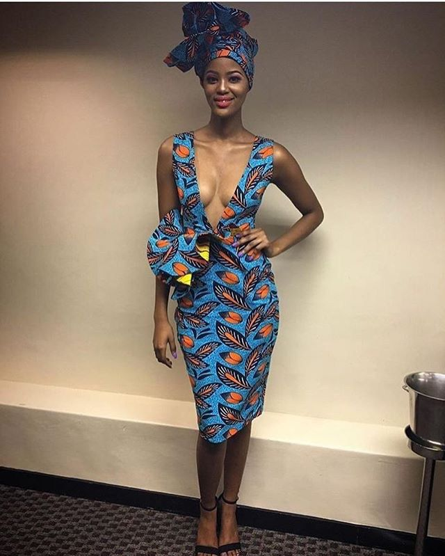 beautiful, stylish and exotic ankara styles for Nigerian chics