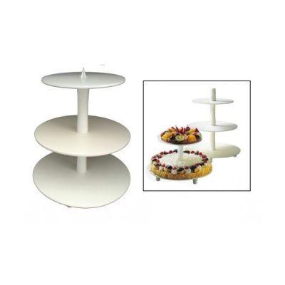 Oltre 25 fantastiche idee su alzata per torta su pinterest - Piatti plastica ikea ...