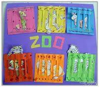 Zoo theme preschool  -Repinned by Totetude.com