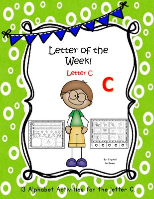 Best Letter Cc  Kindergarten Images On   Letter C