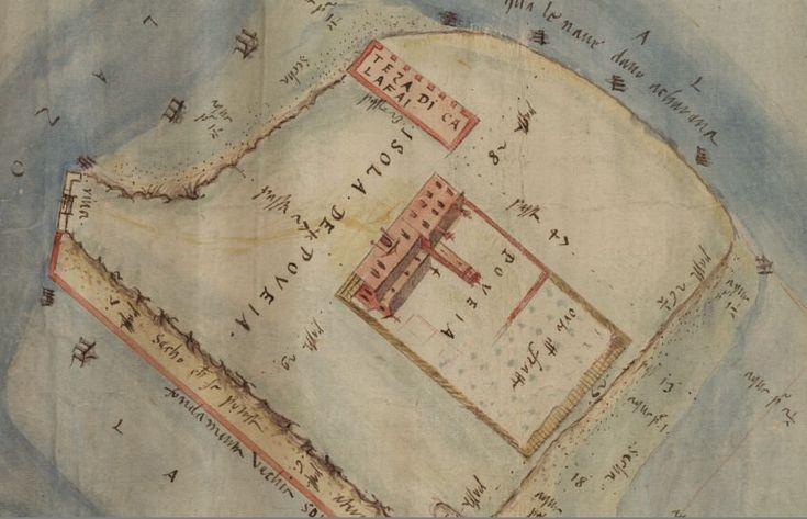 archivio di stato venezia sea dis 155 poveglia-xvi-secolo