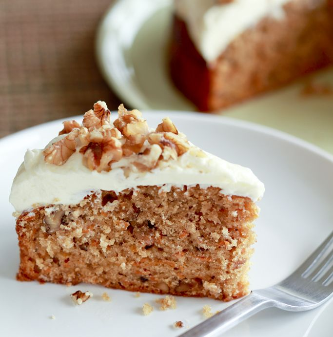 Fast Carrot Cake