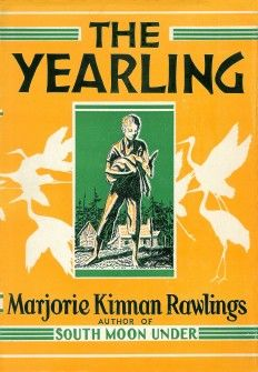 """Marjorie Kinnan Rawlings (Kappa Alpha Theta) won the Pulitzer Prize for Fiction for her young adult novel """"The Yearling."""" #npcscholar"""