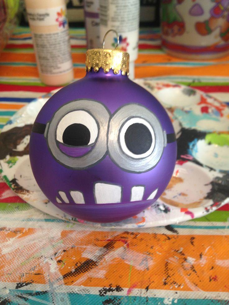 15 DIY Christmas Ornaments - The Glue String