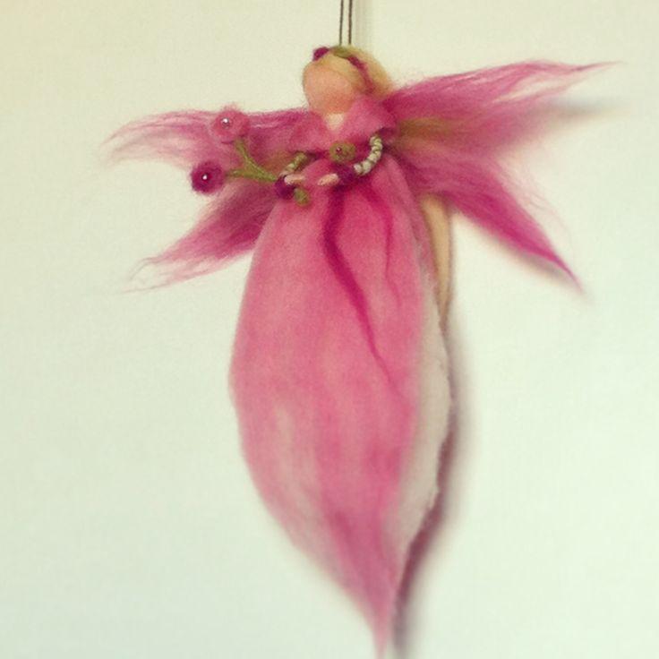 'Pink' fairy by Philosopher's Joke.