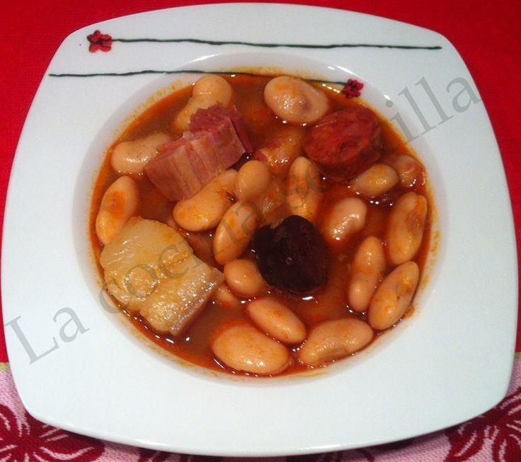 #FabadaAsturiana. Nuestro país… http://lasrecetasdejuanito.blogspot.com.es/2015/02/fabada-asturiana.html
