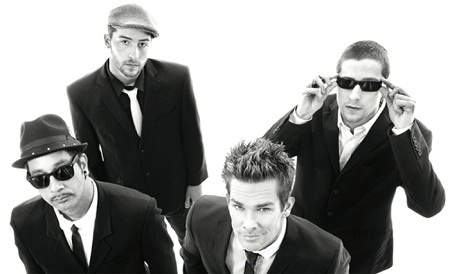 Sugar Ray live Java Rockinland Festival 2013, scheduled on 22-23 Of June 2013 at Carnaval Ancol Beach, Jakarta Indonesia
