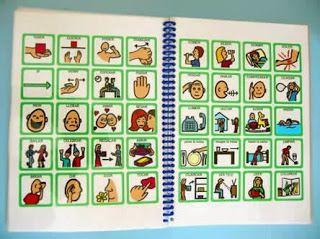 Actividades para Educación Infantil: Agendas para niños con Sindrome autista AUTISMODIARIO