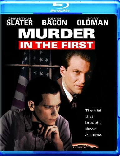 Murder in the First [Blu-ray] [1995]