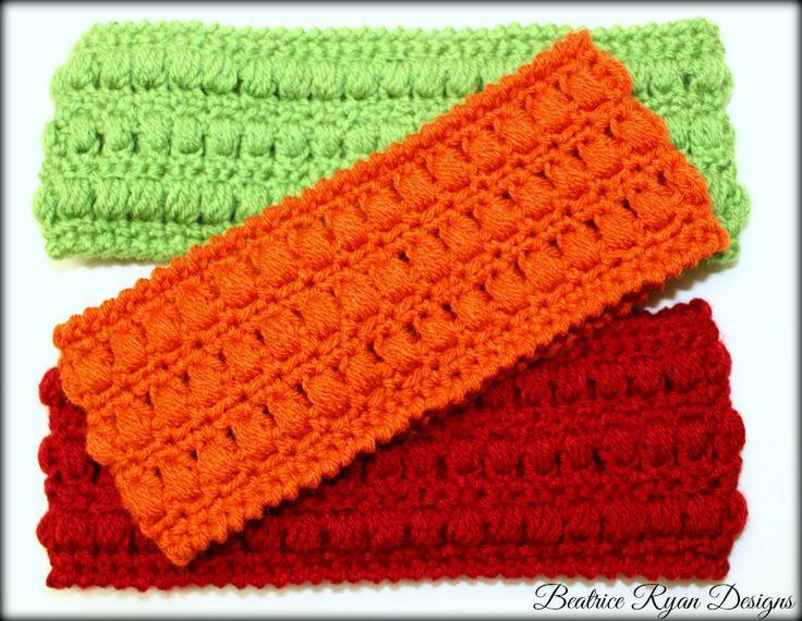 Best 25+ Crochet Headband Pattern ideas only on Pinterest ...