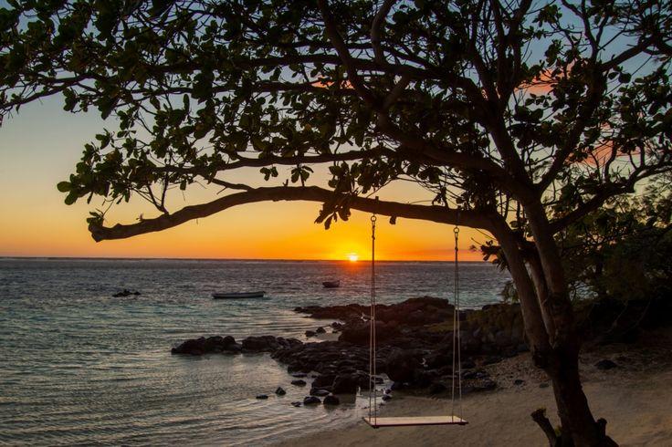 Sunrise at Solana Beach