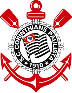 Escudo png do time de futebol Sport Club Corinthians Paulista