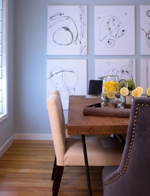 20 Best Pictures Dining Room Wall Decor Ideas Designs Art With Kids Artwork