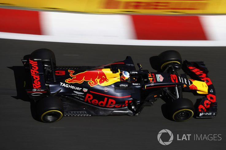 P10, Daniel Ricciardo, Red Bull Racing RB13