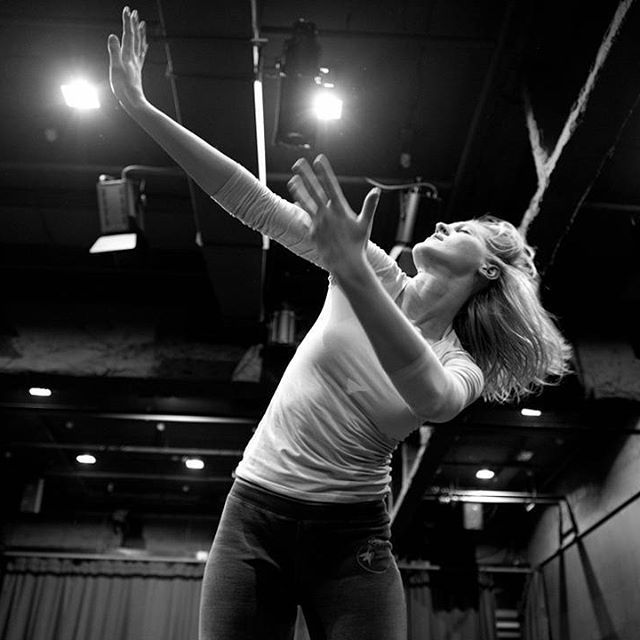 #dance #moments 📷 @bart.krezolek #contemporarydance #krakow #kcc #encek #fun #joy #happy #pleasure #best #love #smile #free #feelgood #dancing #taniec #art #stage #lights #girl #follow #bw #photography #photooftheday