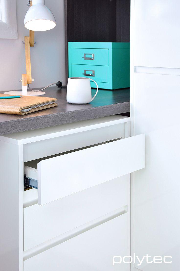 24 best study office ideas images on pinterest desk for Zinc laminate