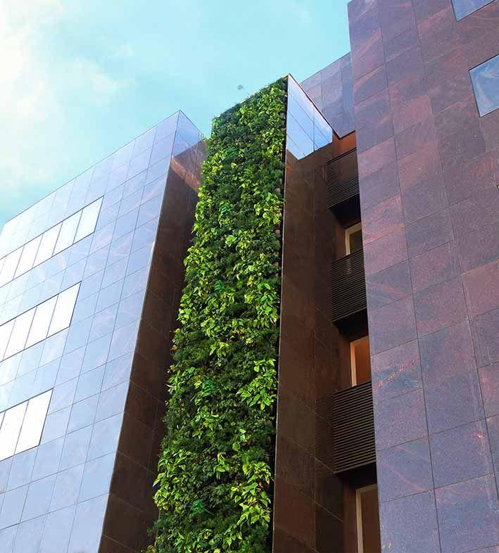 Les 865 meilleures images du tableau gardens of babylon for Architecture ecologique