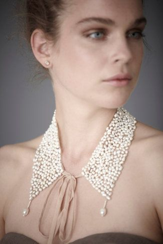 Cobbled Pearl Collar