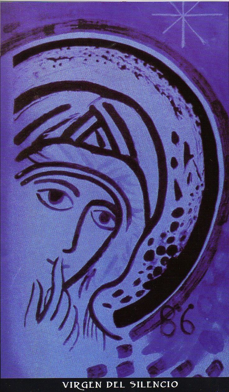 La Virgen del silencio