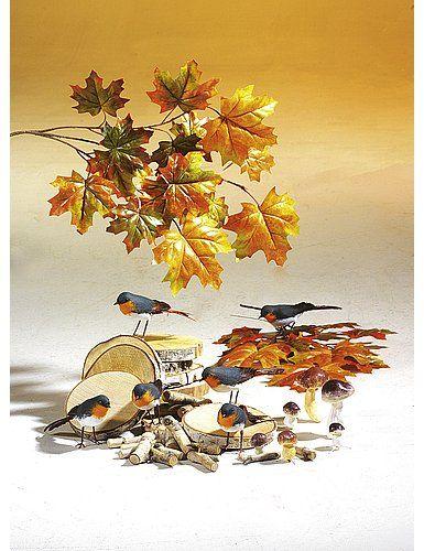 Sparen Sie 50 % ❗❗❗ Mit unserem #Spartipp passend zur #Herbstzeit. #Deko #Woerner #Dekopaket #Herbstblätter. 🍂