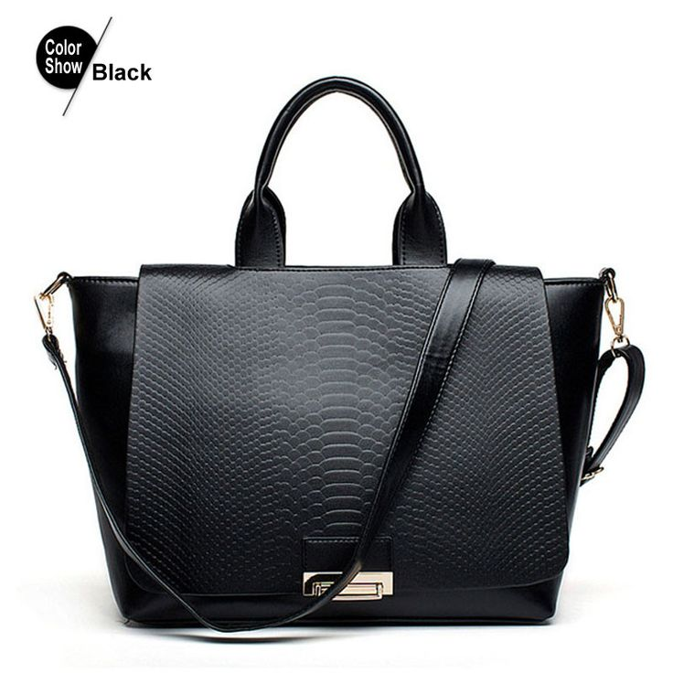 RoyaDong Women Bag Leather Handbags 2016 Dollar Price Luxury Designer High Quality Hand Bag Designer Handtasche Black Tote bags