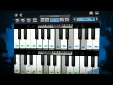 Online Piano Simulator