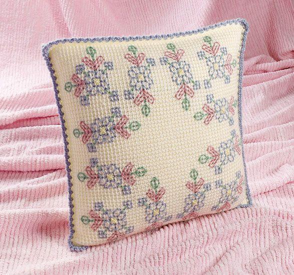 32 best Free Patterns - Tunisian Crochet images on Pinterest ...