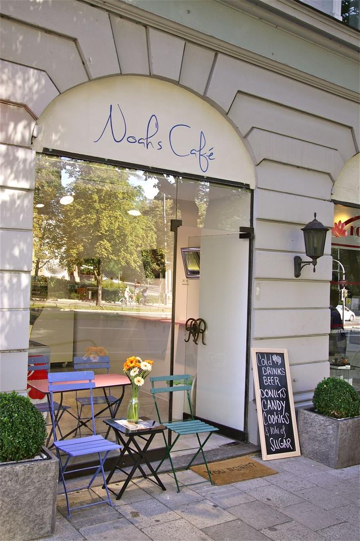 Noah's Cafe in Munich!