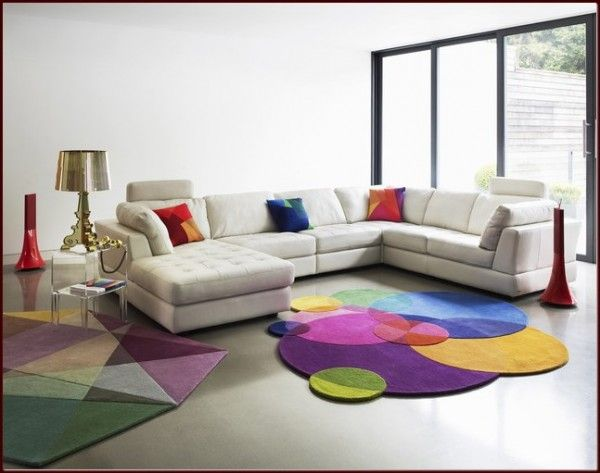 Modern-Living-Room Bright Living Room Color Ideas For Your Home