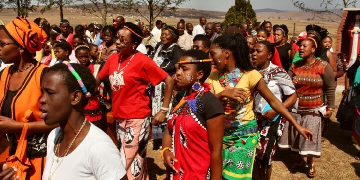 Traditions on Heritage Day