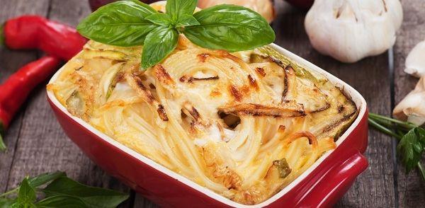 Pasticcio; Griekse ovenschotel met pasta: even wat werk, maar heerlijk!
