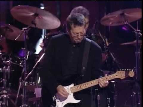 "ERIC CLAPTON - ""Layla""...Love how he makes that guitar SING!...Bonus: David Sanborn on the sax."