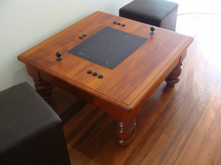 Cutting Board Design Features How To Make A Wood Garbage Bin Coffee Table Arcade Machine Plans