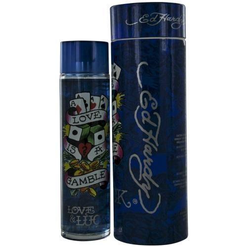 Ed Hardy Love & Luck By Christian Audigier Edt Spray 6.8 Oz