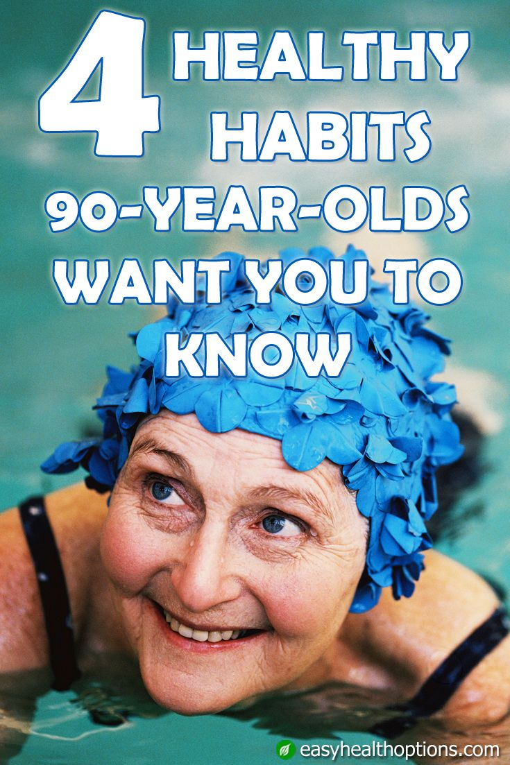 Want to live to your 90s and beyond, and stay healthy doing it? A recent study from the University of California identified four habits that can increase your odds of blowing out 90 candles on your birthday cake one day. And #3 is really surprising!