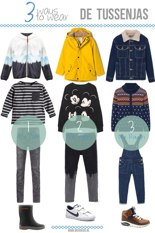 3 ways to wear... the inbetween jacket. #boys #doctorfashion #moodkids http://www.moodkids.nl/trend/fashion-trend/2015/11/02/zo-draag-je-de-tussenjas