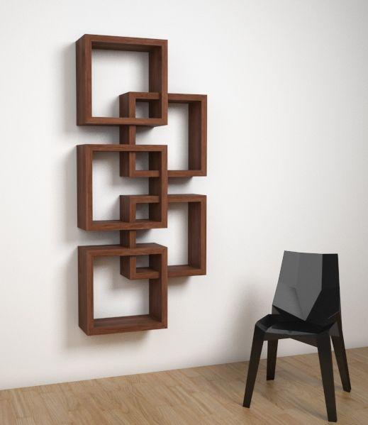 New ideas wall shelf