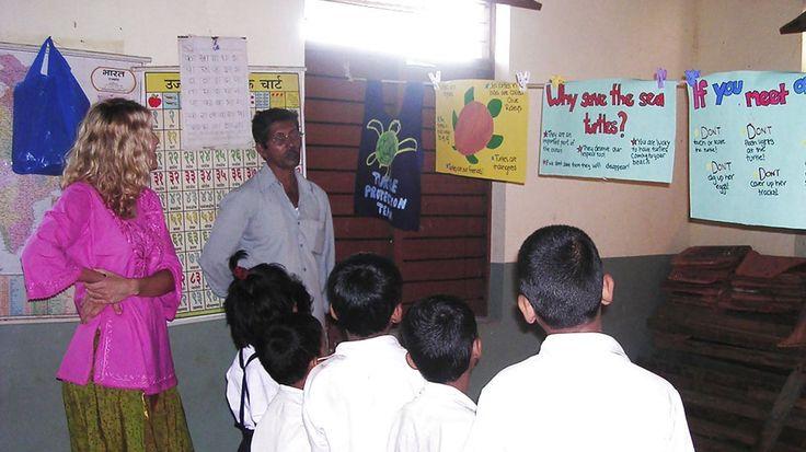 Goa - Community Volunteer - KILROY