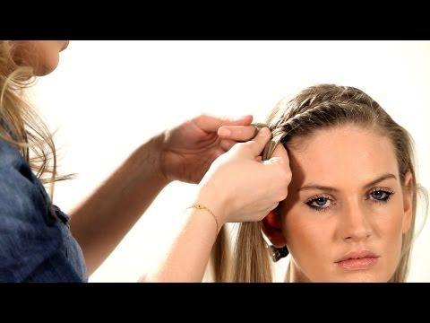 vlecht haarband