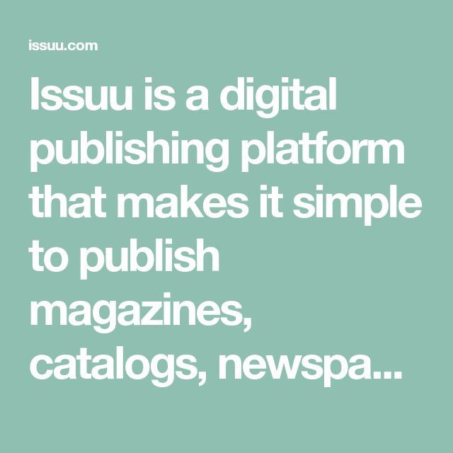 Issuu is a digital publishing platform that makes it simple to publish magazines, catalogs, newspapers, books, and more online. Easily share your publications and get them in front of Issuu's millions of monthly readers. Title: Reto de 30 dias para esposas, Author: Angela Alvarado R., Name: reto_de_30_dias_para_esposas, Length: undefined pages, Page: 36, Published: 2016-02-29