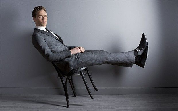 'it's mad and amazing' - Fantastic Tom Hiddleston interview in the Telegraph Magazine.