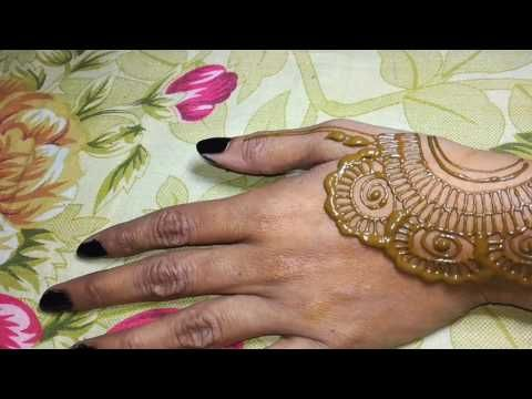 Simple Mehndi Tattoo Hands : Best hand mehndi images beautiful