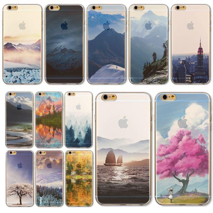 Купить товарЧехол WHD1434, для iPhone 4 4S ультратонкий привлекательный пейзаж полупрозрачная тпу чехол телефон защитное 23   30 в категории Сумки и чехлы для телефоновна AliExpress.                Для iPhone 4 4S ультра тонкий привлекательные пейзажи полупрозрачного ТПУ случаях крышк