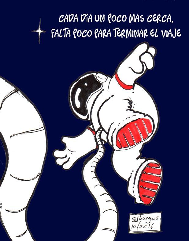 #cartoon #cosmonauta