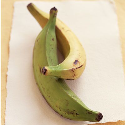 plantains - super-food for weight loss ( Not if you are Dominican and eat them fried )