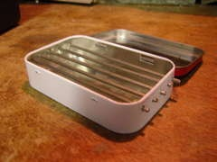 Altoids Portable BBQ