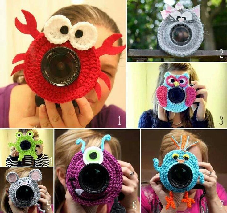 Que fofo! Pra manter a atenção das crianças e fotografá-las.