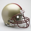 Riddell NCAA - College Authentic Football Helmets. Boston college authentic helmet