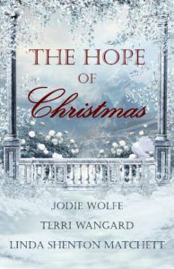 Book review by Margaret Kazmierczak with FREE GIVEAWAY - The Hope of Christmas 3 stories in one