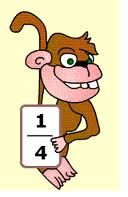 Il cartellone della frazione è pronto Le frazioni sono numeri interi separati da un trattino che può essere orizzontale, come in questi esempi:  oppure diagonale, come in 3⁄4. Un po' di r…